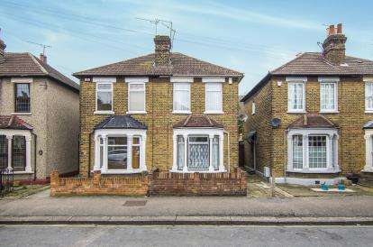 2 Bedrooms Semi Detached House for sale in Romford, Havering, United Kingdom