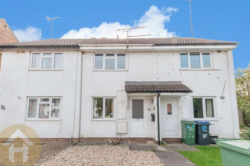 2 Bedrooms Terraced House for sale in Westbury Park, Royal Wootton Bassett