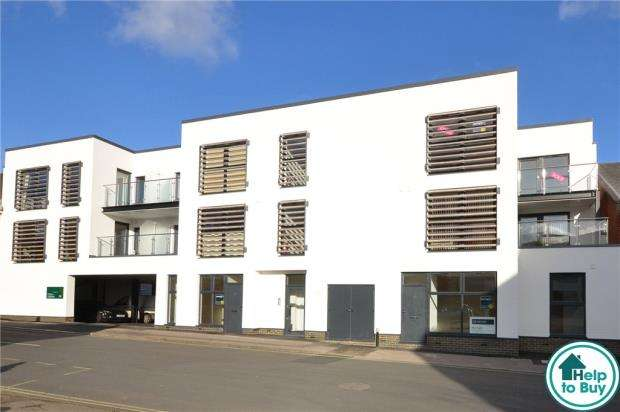 2 Bedrooms Apartment Flat for sale in Church Road, Fleet
