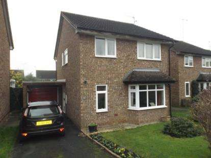 4 Bedrooms Detached House for sale in Birch Avenue, Evesham, Worcestershire