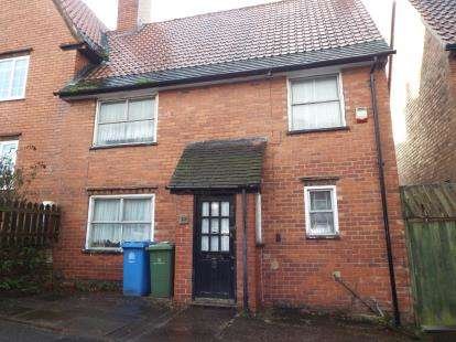 3 Bedrooms Semi Detached House for sale in Ravensdale Road, Mansfield, Nottinghamshire