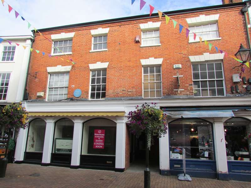 2 Bedrooms Flat for sale in Parsons Street, Banbury OX16