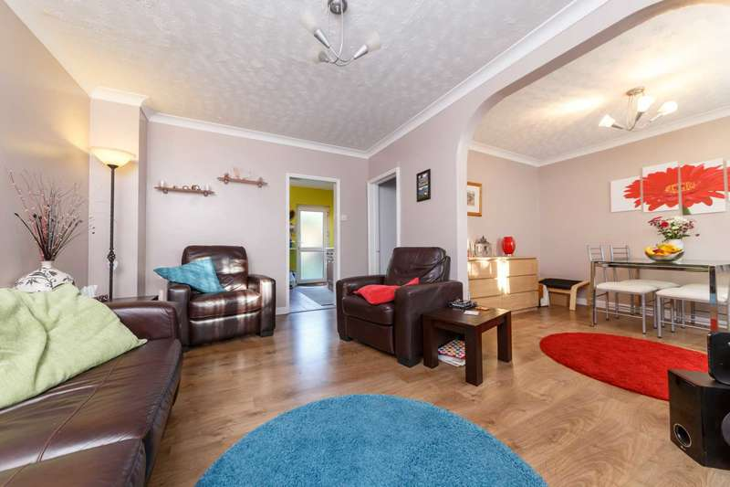 3 Bedrooms End Of Terrace House for sale in Broughton Hill, Letchworth, SG6 1QB