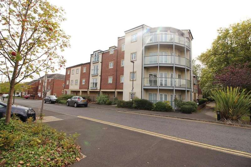 1 Bedroom Flat for sale in Manor Park, Newcastle Upon Tyne