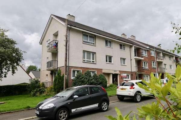 2 Bedrooms Flat for sale in 50 Cleland Place, East Kilbride, Glasgow, G74 3EL