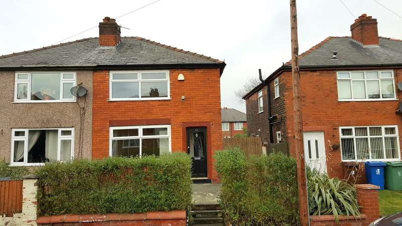 2 Bedrooms Semi Detached House for sale in Eva Street, Leigh, WN7