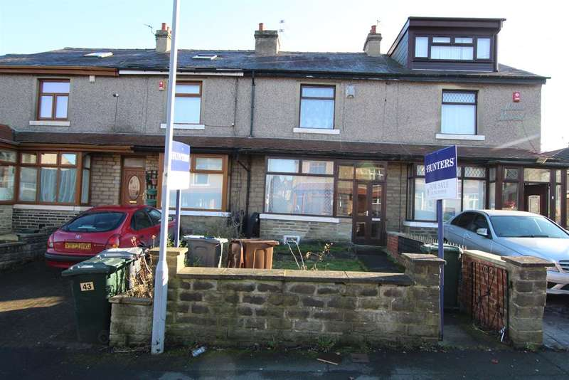2 Bedrooms End Of Terrace House for sale in Frimley Drive, Bradford, BD5 9EP