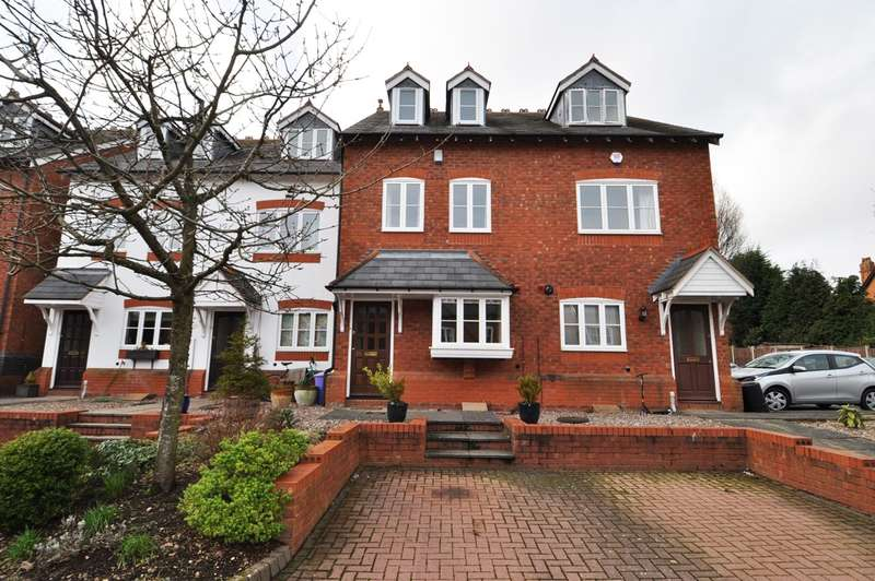 3 Bedrooms Town House for rent in Victoria Mews, Barnt Green, Birmingham, B45