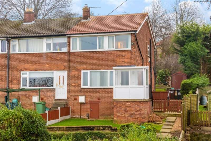 3 Bedrooms Terraced House for sale in Leeds and Bradford Road, Bramley, Leeds, LS13