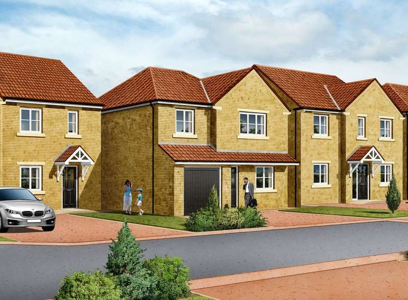 4 Bedrooms Detached House for sale in Plot 1, 'The Cambridge', Bellwood Court, Hoyland, Barnsley, S74 0BL