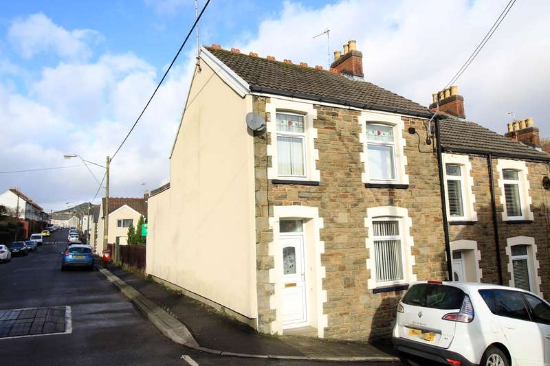 3 Bedrooms Terraced House for sale in Herbert Street, Brithdir, New Tredegar, NP24
