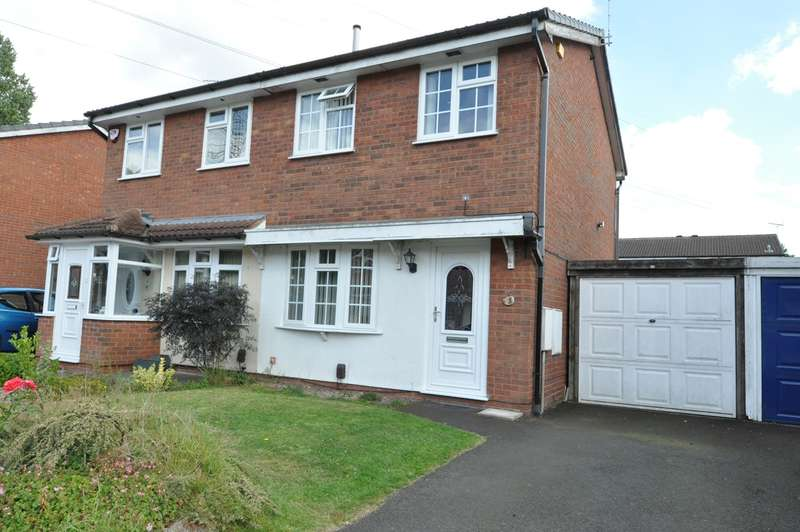 2 Bedrooms Semi Detached House for sale in Sparrey Drive, Birmingham, B30