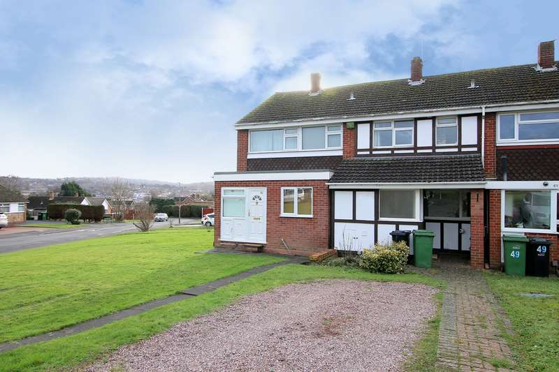 3 Bedrooms Terraced House for rent in Mousehall Farm Road, Brierley Hill, DY5