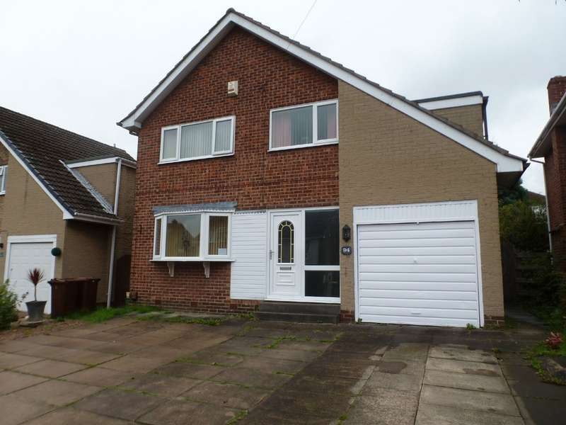 4 Bedrooms Detached House for sale in Lennox Drive, Wakefield WF2