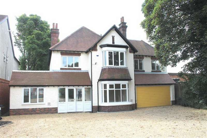 5 Bedrooms Detached House for sale in Hagley Road
