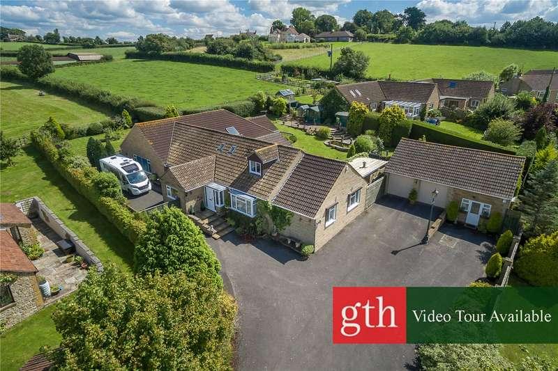 4 Bedrooms House for sale in Sunridge, High Street, Hardington Mandeville, Somerset, BA22