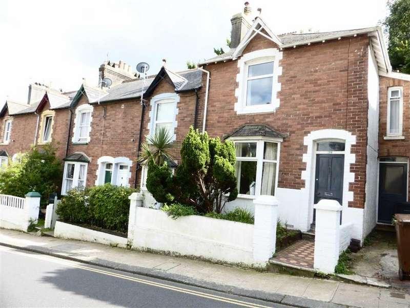 3 Bedrooms Semi Detached House for rent in Victoria Road, Dartmouth, Dartmouth, Devon, TQ6
