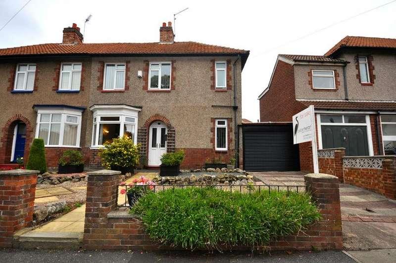 3 Bedrooms Semi Detached House for sale in Silksworth Lane, Sunderland