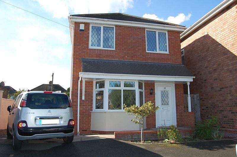3 Bedrooms Detached House for sale in Vicarage Road West, Woodsetton, Dudley