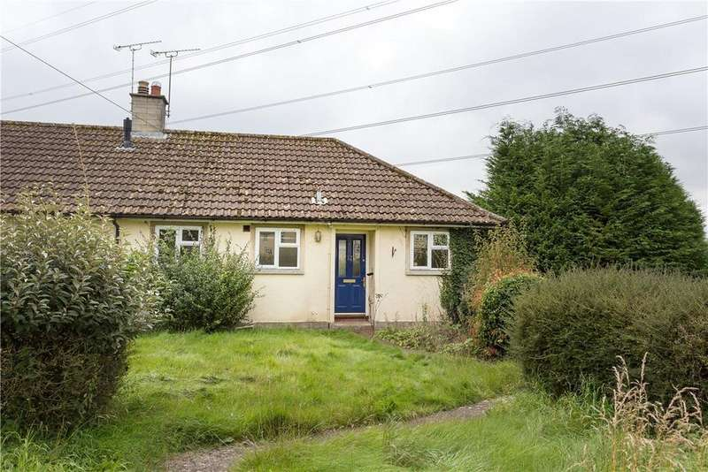 2 Bedrooms Bungalow for sale in Limberstone, Beechingstoke, Pewsey, Wiltshire, SN9
