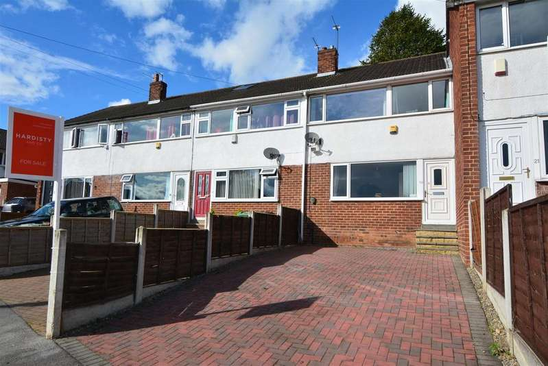 3 Bedrooms Terraced House for sale in Hough End Avenue, Bramley