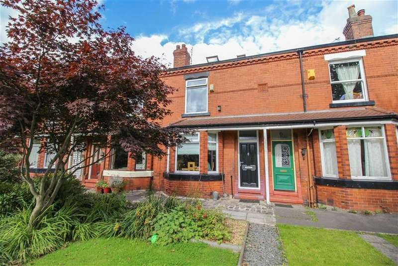 3 Bedrooms Terraced House for sale in Rydal Mount, Reddish, Stockport