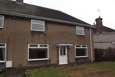3 Bedrooms Semi Detached House for rent in Knightley,Madeley CW3