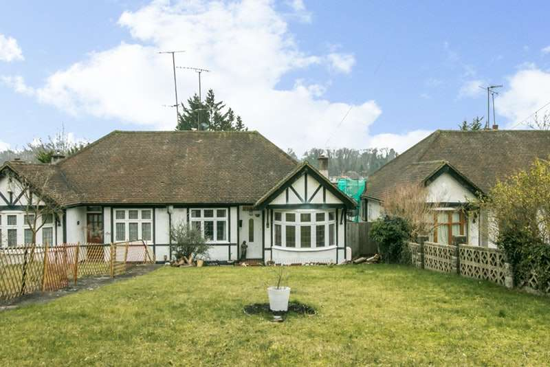 3 Bedrooms Bungalow for sale in Montpelier Road, Purley, Surrey, CR8