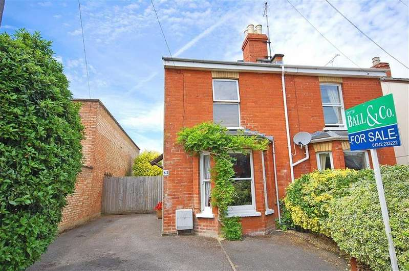 3 Bedrooms Semi Detached House for sale in Copt Elm Road, Charlton Kings, Cheltenham, GL53