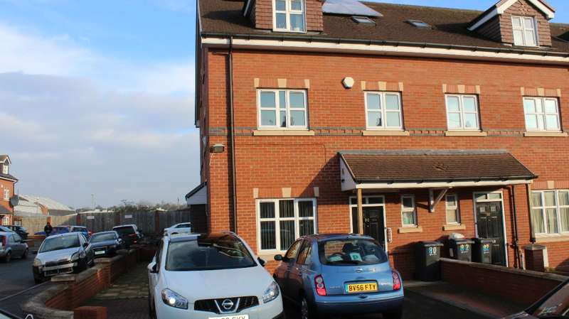 5 Bedrooms Terraced House for sale in Fallows Road, Birmingham, B11