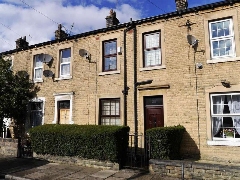 3 Bedrooms Terraced House for sale in Pennington Terrace, Little Horton, Bradford, BD5 0PN