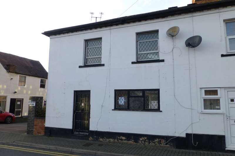 2 Bedrooms Terraced House for sale in Brick Kiln Street, Evesham, WR11