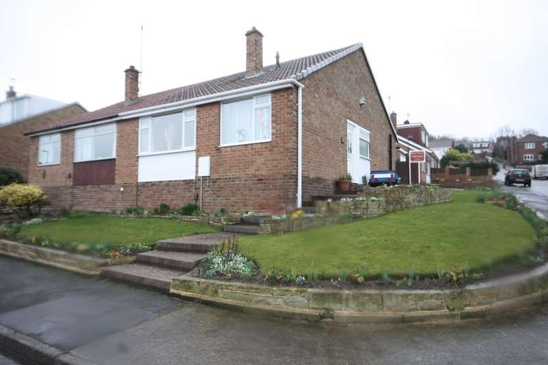 2 Bedrooms Semi Detached Bungalow for sale in Wiltshire Road, Skelton-In-Cleveland, Saltburn-By-The-Sea, TS12