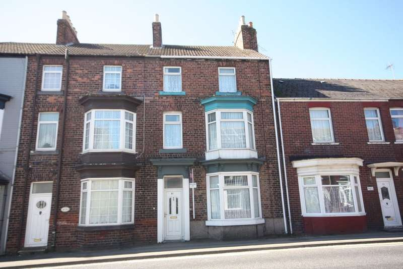 5 Bedrooms Terraced House for sale in West Road, Loftus, Saltburn-By-The-Sea, TS13