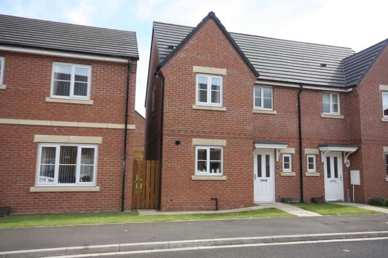 3 Bedrooms Semi Detached House for sale in Hylton Avenue, Skelton-In-Cleveland, Saltburn-By-The-Sea, TS12