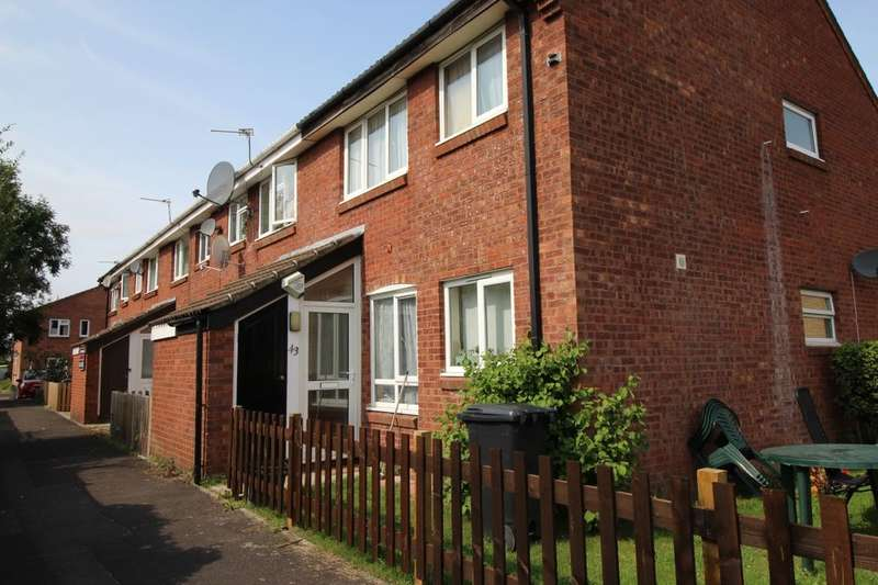 1 Bedroom Flat for sale in Corner Croft, Clevedon, BS21