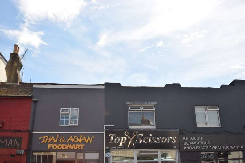 1 Bedroom Flat for sale in A Fratton Road, Portsmouth, PO1