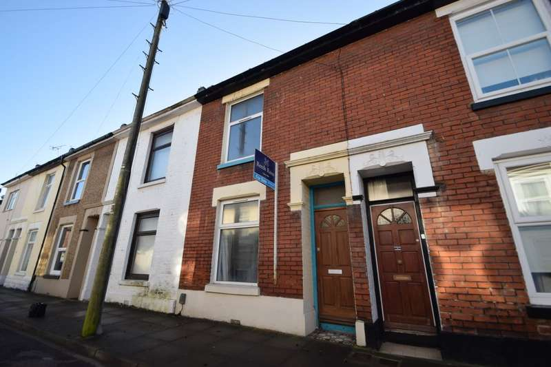 2 Bedrooms Terraced House for sale in Purbrook Road, Portsmouth, PO1