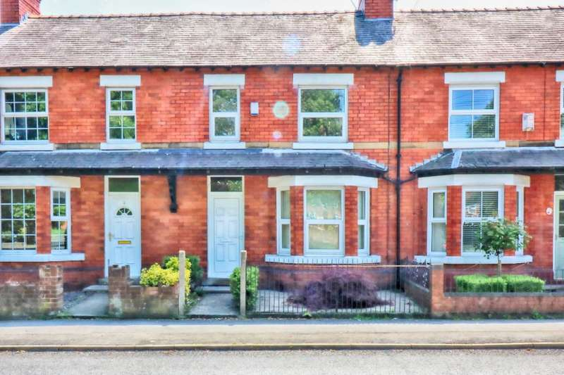2 Bedrooms Terraced House for sale in North View, Little Sutton, Ellesmere Port, CH66