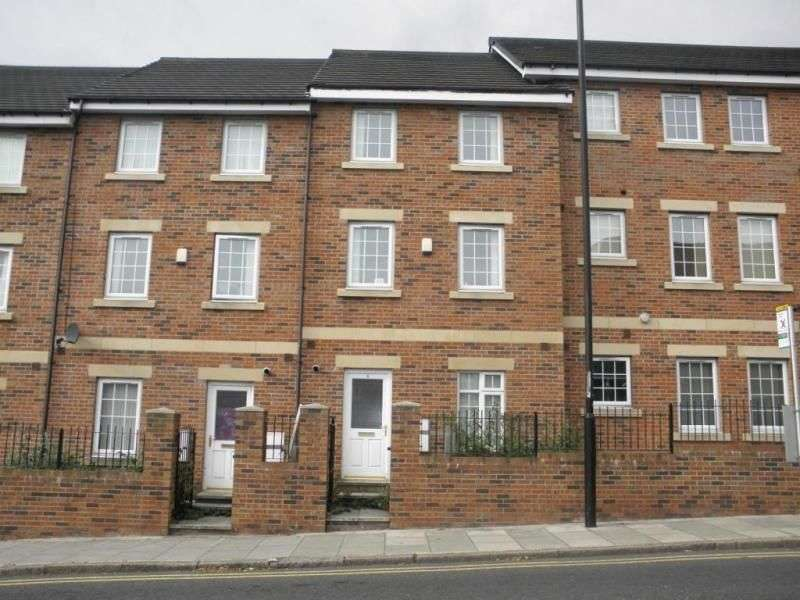 4 Bedrooms Property for sale in St. Michaels Close, Newcastle Upon Tyne, NE4