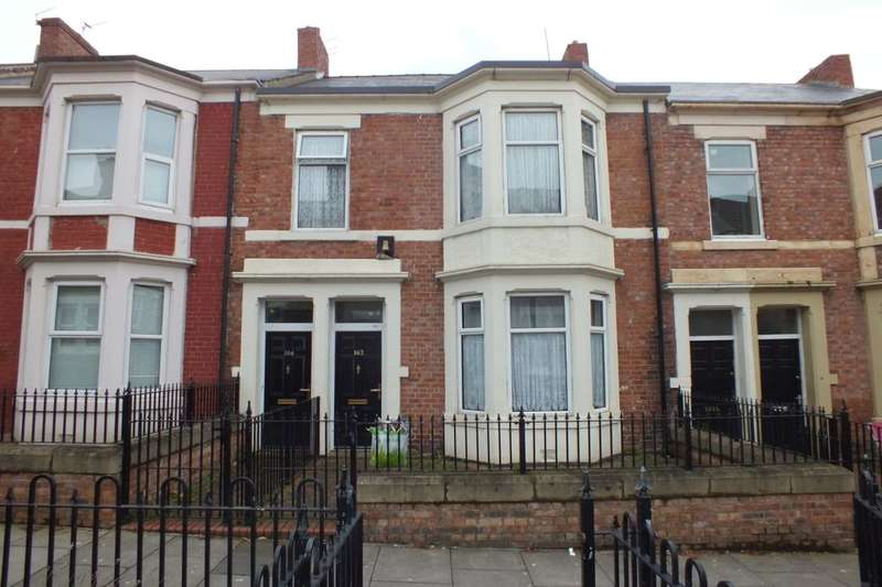 5 Bedrooms Flat for sale in Hugh Gardens, Newcastle Upon Tyne, NE4