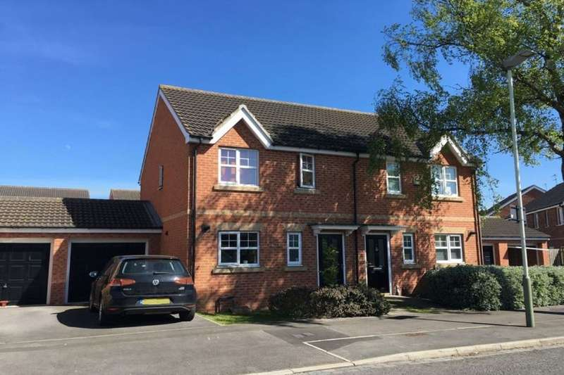 3 Bedrooms Semi Detached House for sale in Firthmoor Crescent, Darlington, DL1