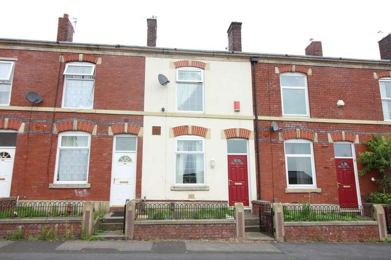 2 Bedrooms Terraced House for sale in Hurst Street, Bury, BL9