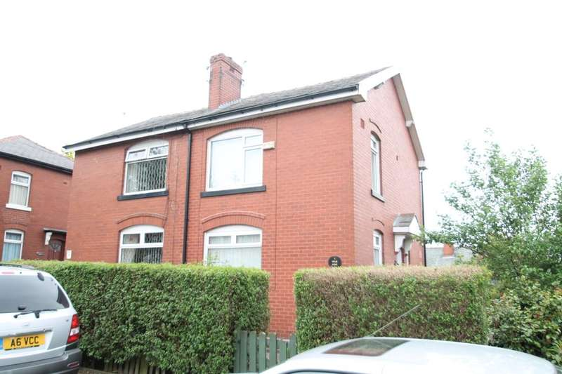 2 Bedrooms Semi Detached House for sale in Poplar Avenue, Bury, BL9