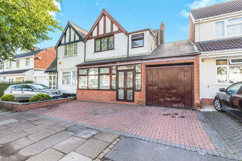 3 Bedrooms Semi Detached House for sale in Tetley Road, Birmingham, B11