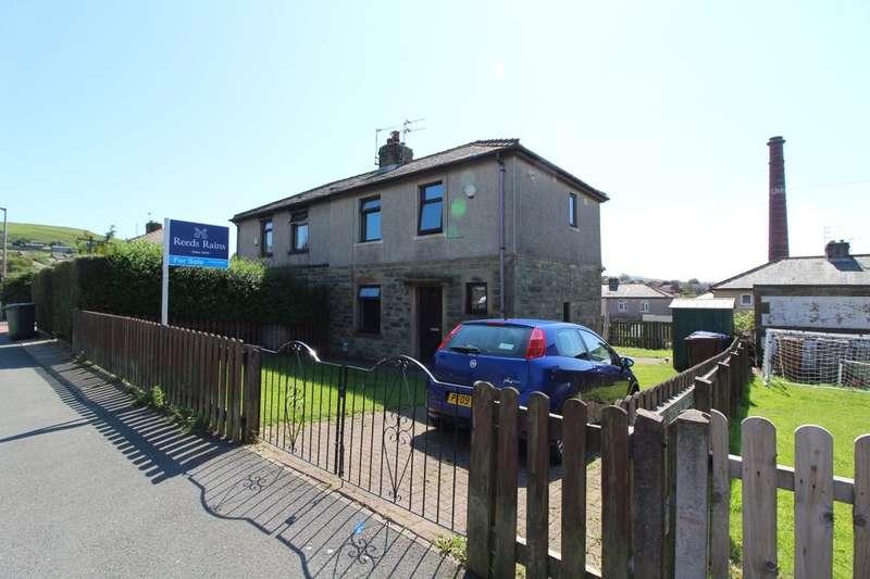 3 Bedrooms Semi Detached House for sale in Hillside Road, Haslingden, Rossendale, BB4