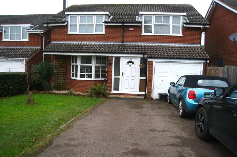 4 Bedrooms Detached House for sale in Odingsell Drive, Long Itchington, Southam, CV47