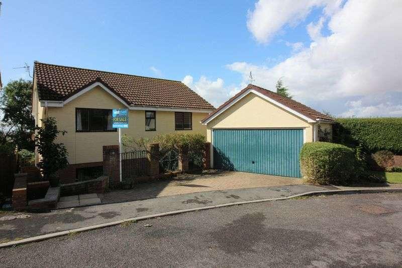 4 Bedrooms Property for sale in Little Halt, Portishead