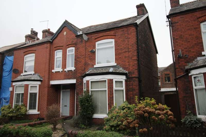 3 Bedrooms Semi Detached House for sale in Alresford Road, Salford, M6