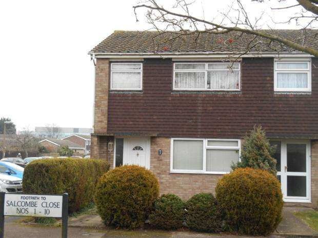 4 Bedrooms End Of Terrace House for rent in Salcombe Close, Devon Park, MK40